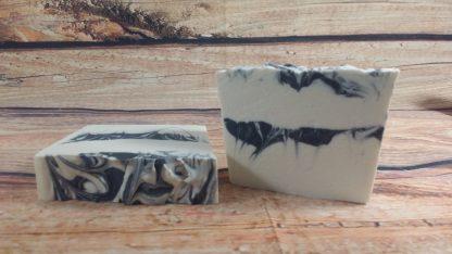 black tie soap