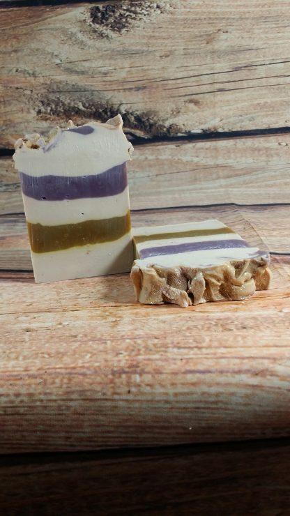 frankincense soap