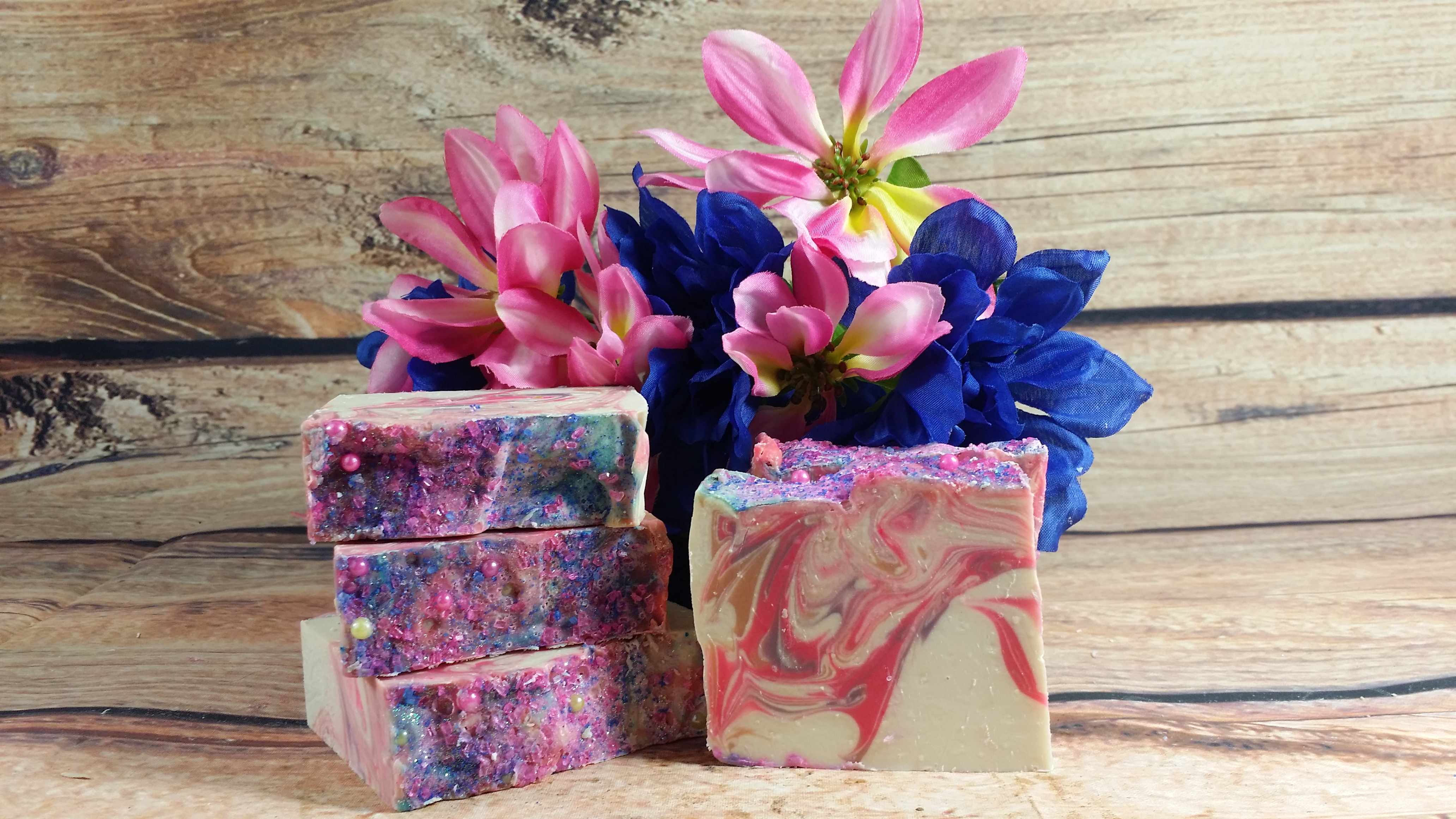 jammin rock candy soap