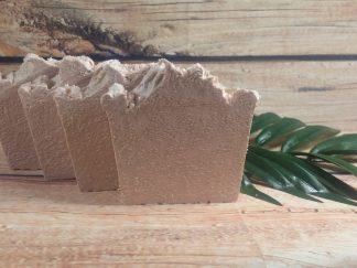 TEA TREE AND HONEYDEW MELON SOAP SALT BAR