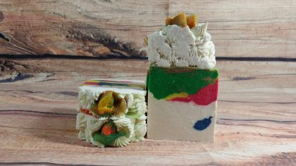 Birds of Paradise Soap