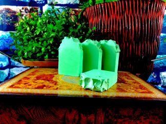Sage Aloe Soap