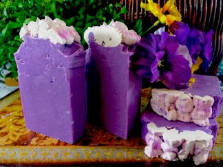 Lavender Berries Soap
