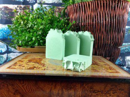 sage and aloe soap